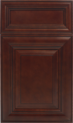 Traditional Framed: Custom Kitchen Cabinets | 1.2.3. Cabinets Direct - Elite-Merlot