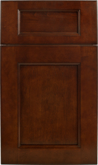 Traditional Framed: Custom Kitchen Cabinets | 1.2.3. Cabinets Direct - Fusion-Chestnut