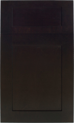 Traditional Framed: Custom Kitchen Cabinets | 1.2.3. Cabinets Direct - Galaxy-Espresso