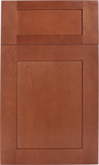 Traditional Framed: Custom Kitchen Cabinets | 1.2.3. Cabinets Direct - Galaxy-Pecan