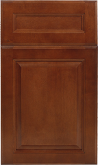Traditional Framed: Custom Kitchen Cabinets | 1.2.3. Cabinets Direct - Hallmark-Brandy
