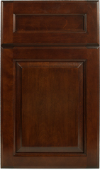 Traditional Framed: Custom Kitchen Cabinets | 1.2.3. Cabinets Direct - Hallmark-Chestnut