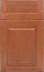 Traditional Framed: Custom Kitchen Cabinets | 1.2.3. Cabinets Direct - Hallmark-Pecan