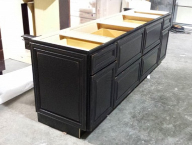 cabinet construction services