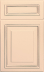 Traditional Framed: Custom Kitchen Cabinets | 1.2.3. Cabinets Direct - Wellington-Ivory