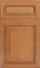 Traditional Framed: Custom Kitchen Cabinets | 1.2.3. Cabinets Direct - Wellington-Spice