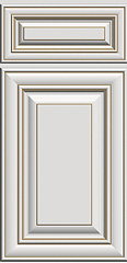 Traditional Framed: Custom Kitchen Cabinets | 1.2.3. Cabinets Direct - arlington-oatmeal