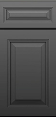 Traditional Framed: Custom Kitchen Cabinets | 1.2.3. Cabinets Direct - belgrade-gibralter-grey