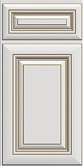 Traditional Framed: Custom Kitchen Cabinets | 1.2.3. Cabinets Direct - calumet-ivory