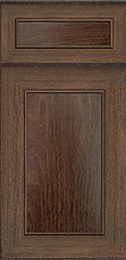 Traditional Framed: Custom Kitchen Cabinets | 1.2.3. Cabinets Direct - portland-chestnut