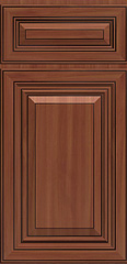 Traditional Framed: Custom Kitchen Cabinets | 1.2.3. Cabinets Direct - saratoga-cinnamon