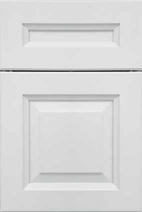 Kitchen Cabinets: Traditional Framed Novi MI | 1.2.3 Cabinets Direct - Adornus-Aspen-Collection-Color-Warm-White