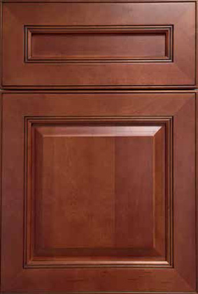 Kitchen Cabinets: Traditional Framed Novi MI | 1.2.3 Cabinets Direct - Adornus-Prestige-Color-Harvest-Bronze