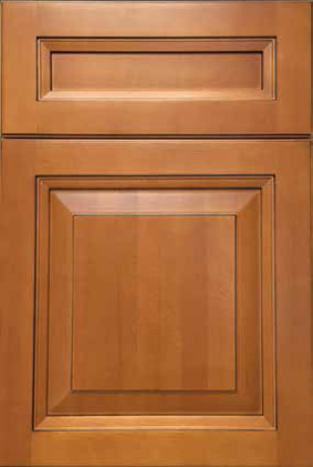 Kitchen Cabinets: Traditional Framed Novi MI | 1.2.3 Cabinets Direct - Adornus-Sahara-Soft-Chocolate-Glazed