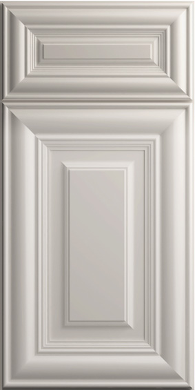Kitchen Cabinets: Traditional Framed Novi MI | 1.2.3 Cabinets Direct - CNC-Concord-Harmony-Pearl-HB13
