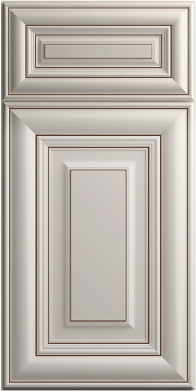 Kitchen Cabinets: Traditional Framed Novi MI | 1.2.3 Cabinets Direct - CNC-Concord-Harmony-Pearl-Mocha-HB13M