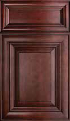 Kitchen Cabinets: Traditional Framed Novi MI | 1.2.3 Cabinets Direct - Elite-Merlot(1)