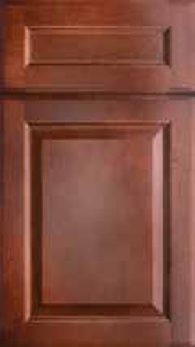 Kitchen Cabinets: Traditional Framed Novi MI | 1.2.3 Cabinets Direct - Hallmark-Brandy(1)
