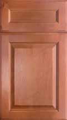 Kitchen Cabinets: Traditional Framed Novi MI | 1.2.3 Cabinets Direct - Hallmark-Pecan(1)