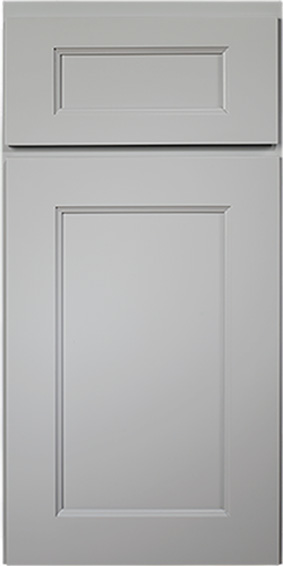 Kitchen Cabinets: Transitional Novi MI | 1.2.3 Cabinets Direct - KCD-Premier-Collection-Color-Brooklyn-Modern-Grey