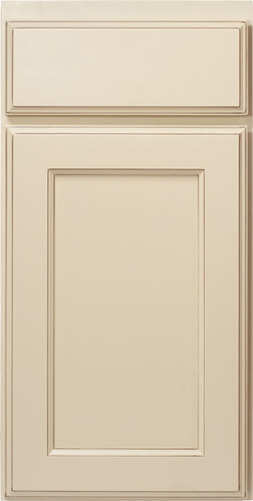 Kitchen Cabinets: Transitional Novi MI | 1.2.3 Cabinets Direct - KCD-Value-Collection-Color-Taylor-Creme