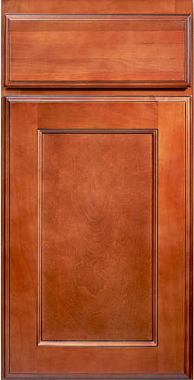 Kitchen Cabinets: Transitional Novi MI | 1.2.3 Cabinets Direct - KCD-Value-Collection-Color-Taylor-Mocha