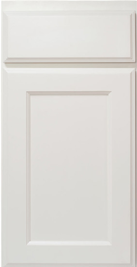 Kitchen Cabinets: Transitional Novi MI | 1.2.3 Cabinets Direct - KCD-Value-Collection-Color-Taylor-White