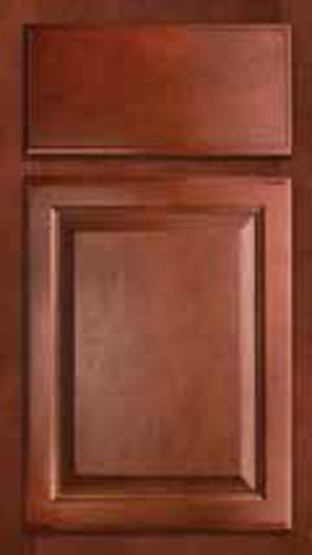 Kitchen Cabinets: Traditional Framed Novi MI | 1.2.3 Cabinets Direct - Lankmark-Brandy(1)