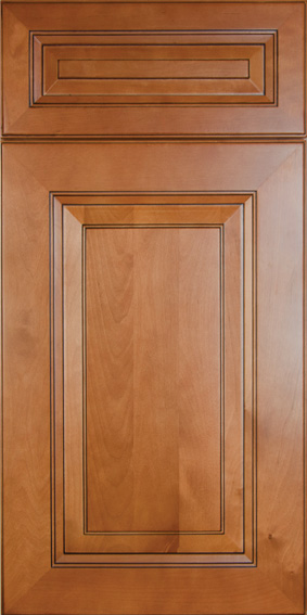 Kitchen Cabinets: Traditional Framed Novi MI | 1.2.3 Cabinets Direct - jarlin-newport
