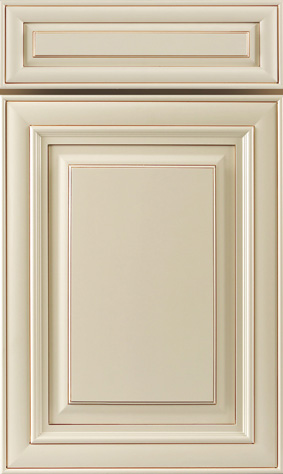 Kitchen Cabinets: Traditional Framed Novi MI | 1.2.3 Cabinets Direct - jk-creme-maple-glazed