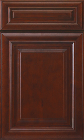 Kitchen Cabinets: Traditional Framed Novi MI | 1.2.3 Cabinets Direct - jk-mahogany-maple