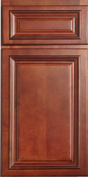 Kitchen Cabinets: Traditional Framed Novi MI | 1.2.3 Cabinets Direct - kcd-lenox-mocha